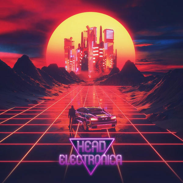 Head Electronica by Diamond 6 Album Cover